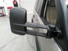 Extended Clearview towing mirror