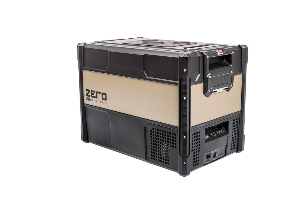 ARB Zero Fridge, 47-Quart / 44-Liter Single Zone, Travel Refrigerator And Freezer, 10802442