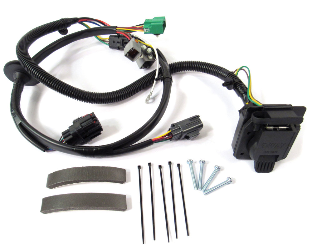 Range Rover Sport Trailer Wiring Kit (Part # YWJ500170), 2006-2009Clearview Mirrors USA