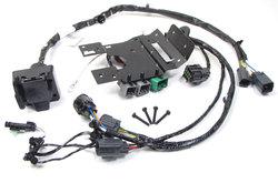 Range Rover Sport trailer wiring kit