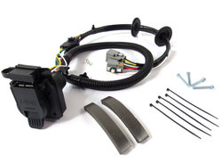 LR3 trailer wiring kits